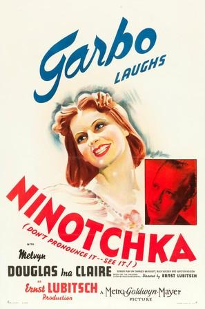 Ninotchka - Movie Poster (thumbnail)
