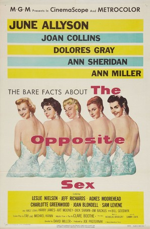 The Opposite Sex - Movie Poster (thumbnail)