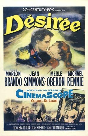 Desirée - Movie Poster (thumbnail)