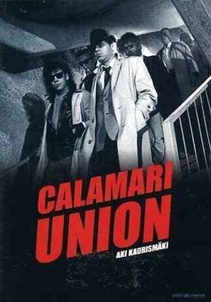 Calamari Union - Finnish DVD cover (thumbnail)