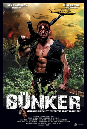 The Bunker - Movie Poster (thumbnail)