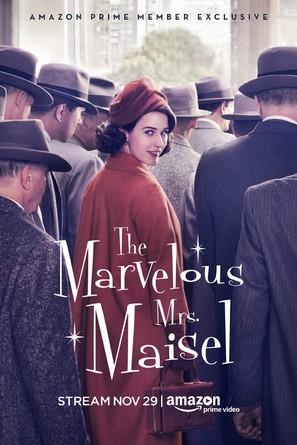 """The Marvelous Mrs. Maisel"" - Movie Poster (thumbnail)"