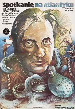 Spotkanie na Atlantyku - Polish Movie Poster (thumbnail)