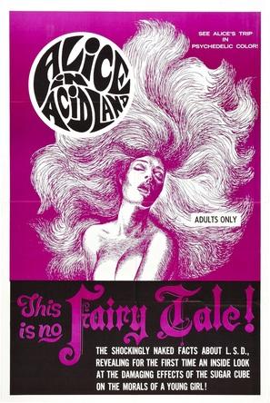 Alice in Acidland - Movie Poster (thumbnail)