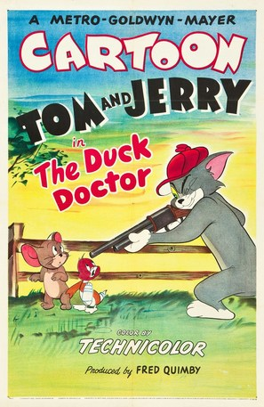 The Duck Doctor - Movie Poster (thumbnail)