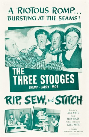 Rip, Sew and Stitch