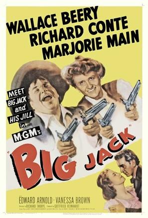 Big Jack - Movie Poster (thumbnail)