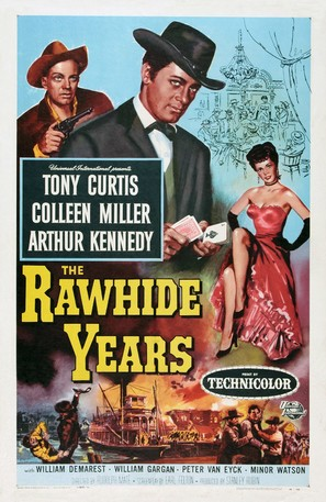 The Rawhide Years - Movie Poster (thumbnail)