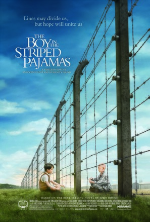 The Boy in the Striped Pyjamas - Movie Poster (thumbnail)