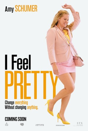 I Feel Pretty - Movie Poster (thumbnail)