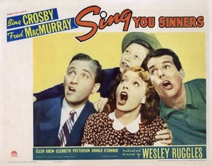 Sing You Sinners - Movie Poster (thumbnail)