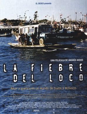 Fiebre del loco, La - Spanish poster (thumbnail)