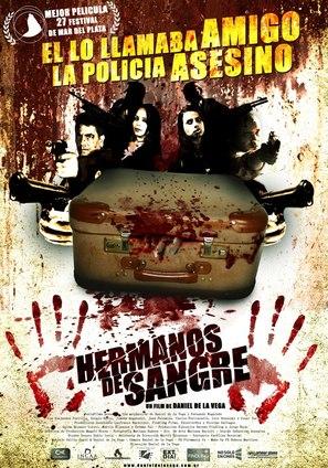 Hermanos de sangre - Argentinian Movie Poster (thumbnail)