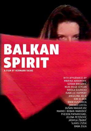 Balkan Spirit - German Movie Poster (thumbnail)
