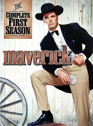"""""""Maverick"""" - DVD movie cover (thumbnail)"""