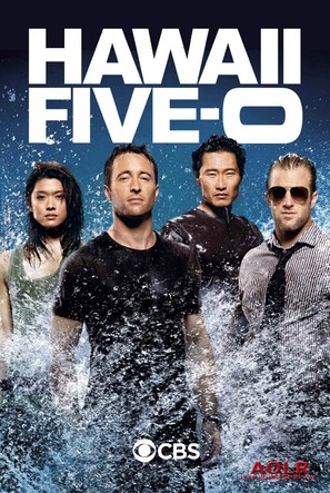Hawaii Five 0 2010 Tv Posters