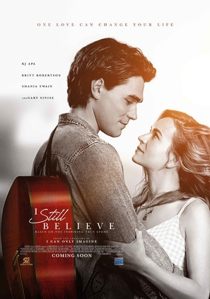 I Still Believe - Movie Poster (thumbnail)