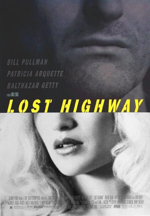 Lost Highway - Movie Poster (thumbnail)