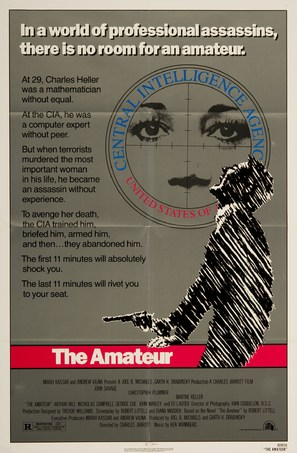 The Amateur - Movie Poster (thumbnail)