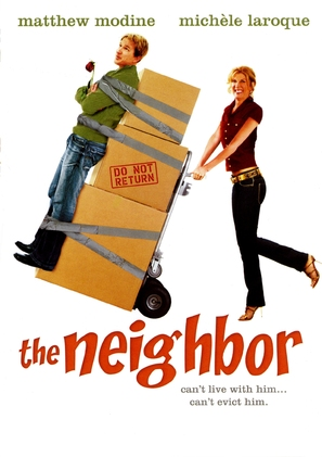 The Neighbor - DVD cover (thumbnail)