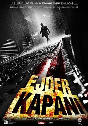 Ejder kapani - Turkish Movie Poster (thumbnail)