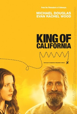 King of California - Movie Poster (thumbnail)
