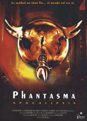 Phantasm IV: Oblivion - Spanish Movie Poster (thumbnail)