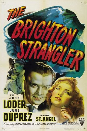 The Brighton Strangler - Movie Poster (thumbnail)
