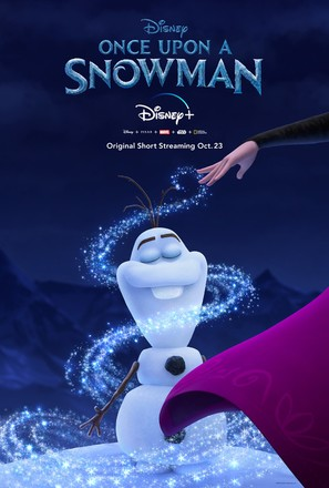 Once Upon A Snowman - Movie Poster (thumbnail)