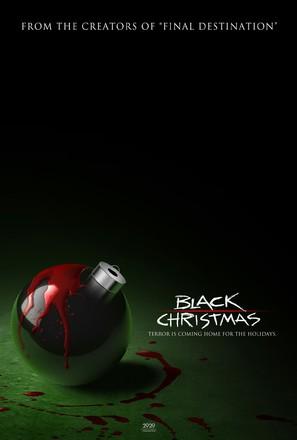 Black Christmas - Movie Poster (thumbnail)