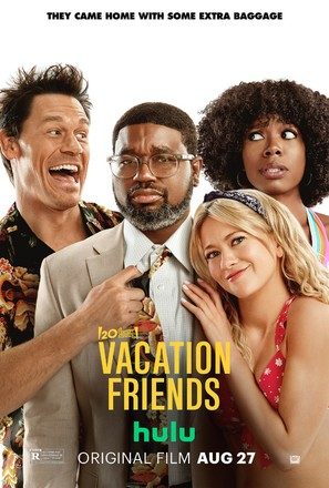 Vacation Friends - Movie Poster (thumbnail)