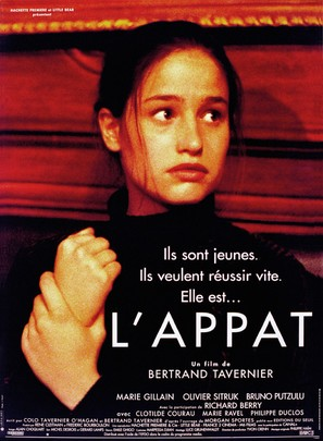 L'appât - French Movie Poster (thumbnail)