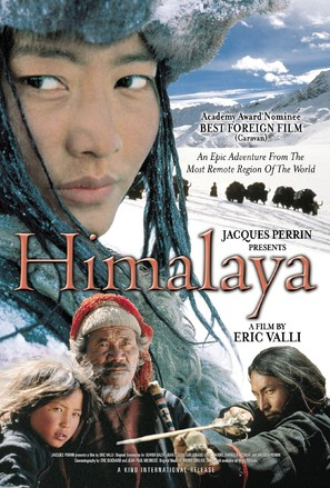 Himalaya - l'enfance d'un chef - Movie Poster (thumbnail)