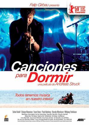 Schläft ein Lied in allen Dingen - Spanish Movie Poster (thumbnail)