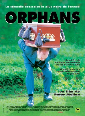 Orphans - French Movie Poster (thumbnail)