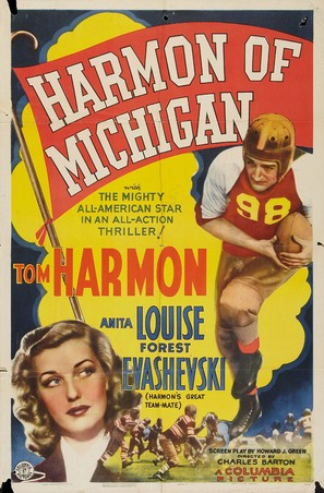 Harmon of Michigan - Movie Poster (thumbnail)