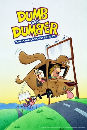 """Dumb and Dumber"" - Movie Poster (thumbnail)"