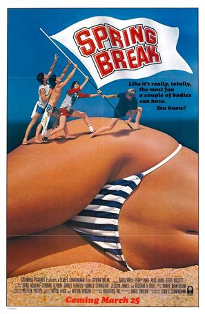 Spring Break - Movie Poster (thumbnail)