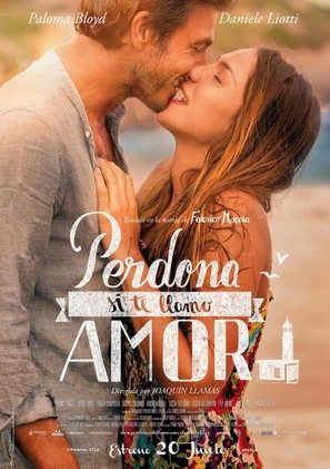 Perdona si te llamo amor - Spanish Movie Poster (thumbnail)