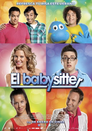 El Babysitter - Chilean Movie Poster (thumbnail)