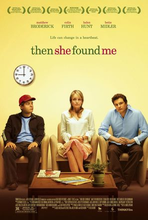 Then She Found Me - Movie Poster (thumbnail)