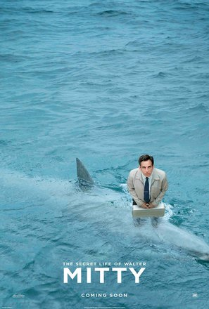 The Secret Life of Walter Mitty - Movie Poster (thumbnail)