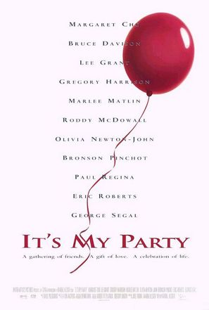 It's My Party - Movie Poster (thumbnail)