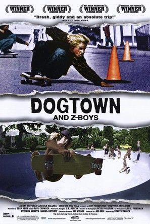 Dogtown and Z-Boys - Movie Poster (thumbnail)