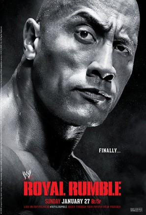 WWE Royal Rumble - Movie Poster (thumbnail)