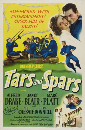Tars and Spars - Movie Poster (thumbnail)