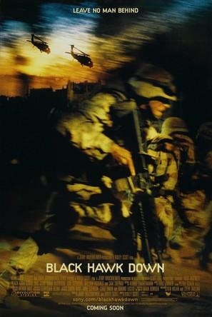 Black Hawk Down - Movie Poster (thumbnail)
