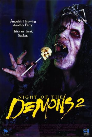 Night of the Demons 2 - Movie Cover (thumbnail)