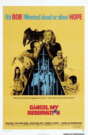 Cancel My Reservation - Movie Poster (thumbnail)