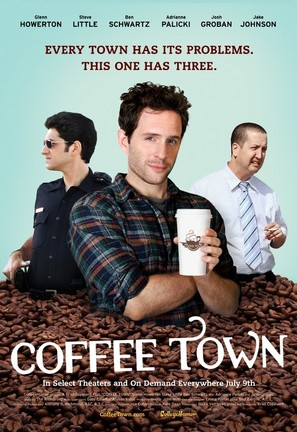 Coffee Town - Movie Poster (thumbnail)